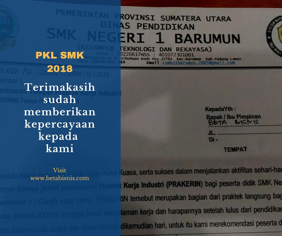 Tempat Magang SMK di Pekanbaru