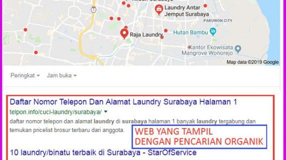 Internet Marketing untuk Laundry di Pekanbaru