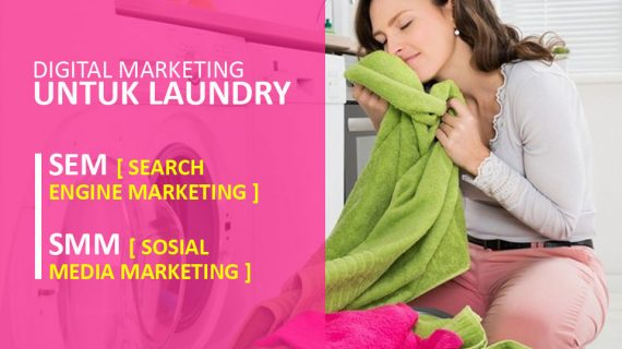 Digital Marketing untuk Usaha Laundry