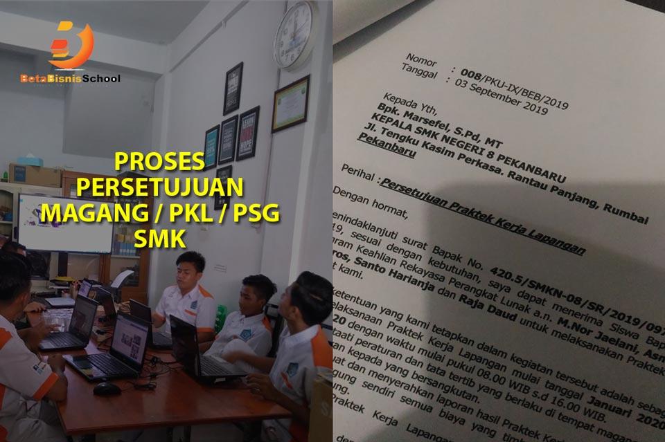 cara mudah mendapatkan tempat magang SMK di Pekanbaru