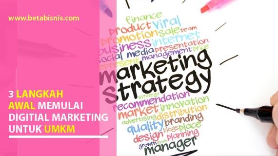 Langkah Langkah Membuat Digital Marketing untuk UMKM