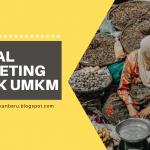 Seberapa Penting Digital Marketing Untuk UMKM?