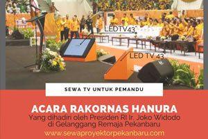 Rental TV Pemandu Pekanbaru