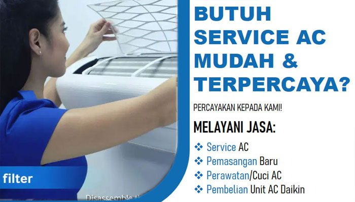 Service Ac Terdekat Pekanbaru